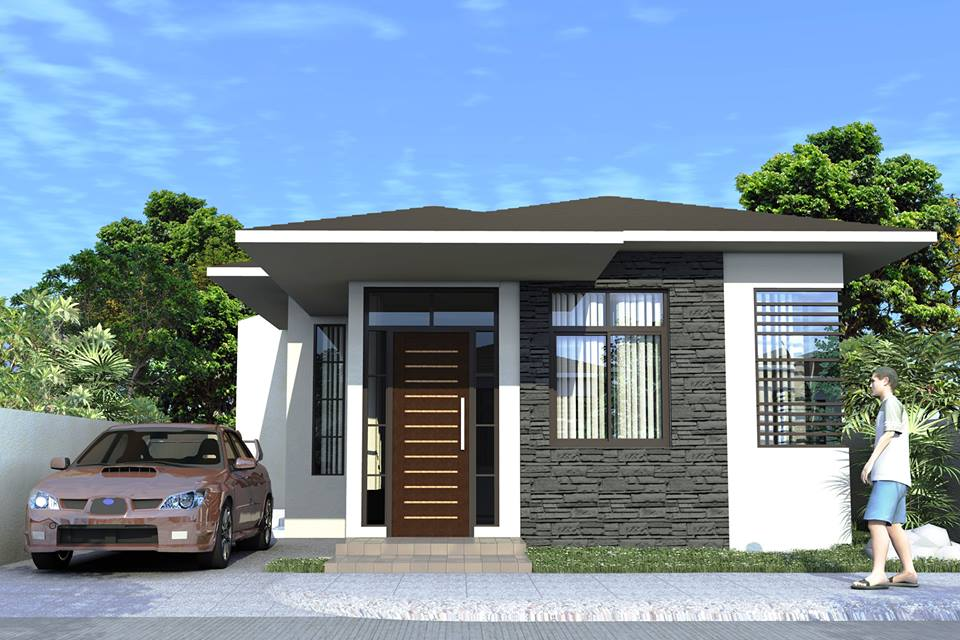 Akina village tangub bacolod city mld dream builders for Small house design worth 300 000 pesos