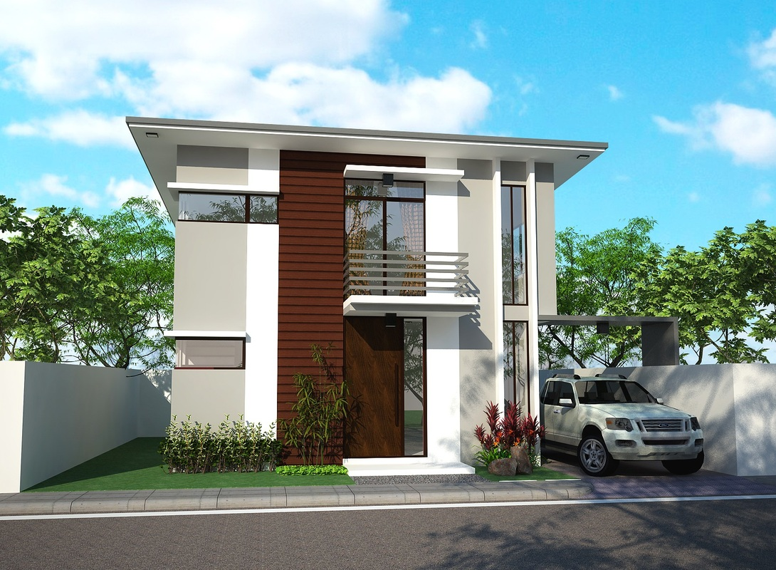 Dreamhomes at north belleza san jose talamban cebu city for 120 sqm modern house design